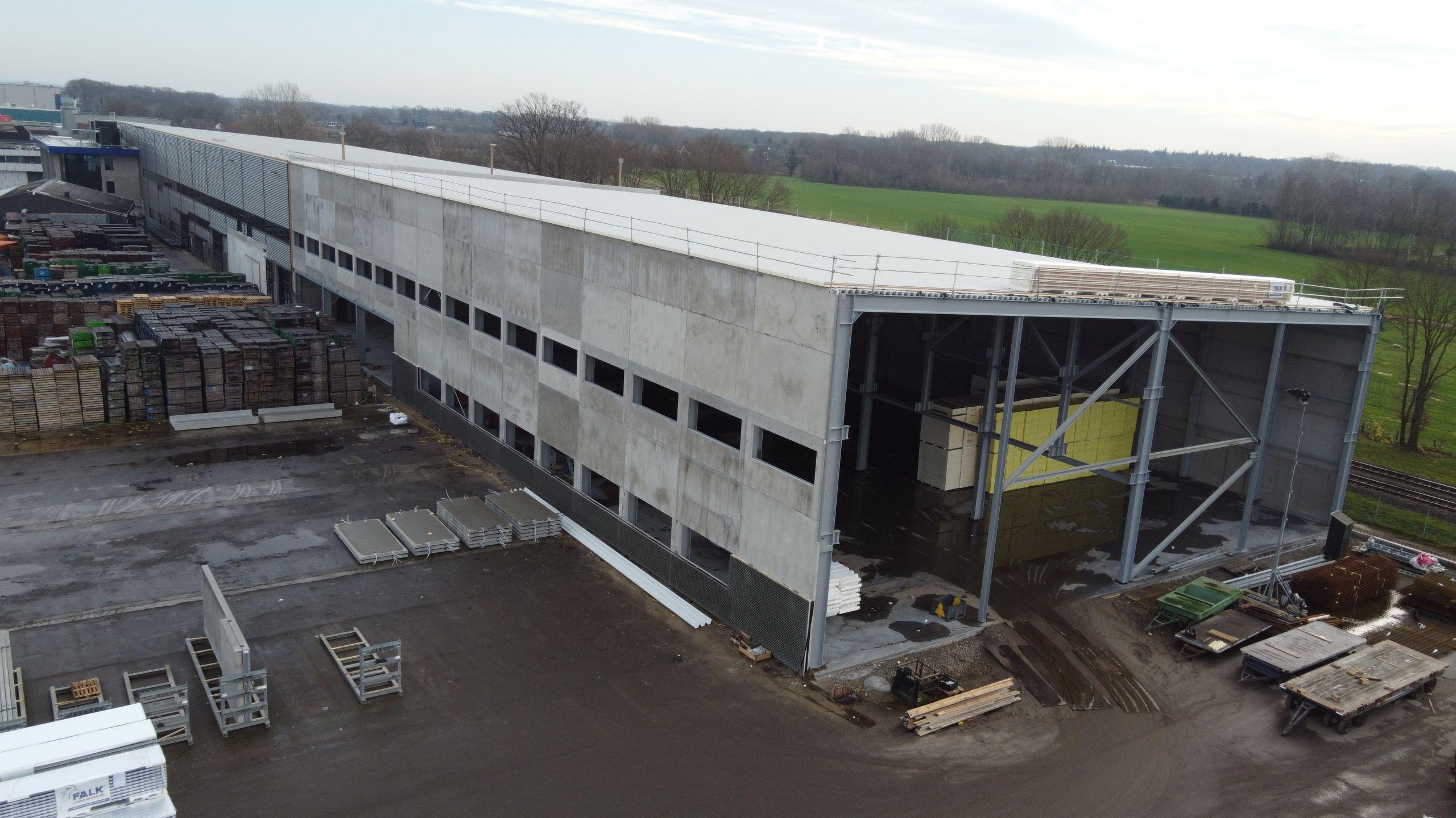 nieuwbouw G. van Beek