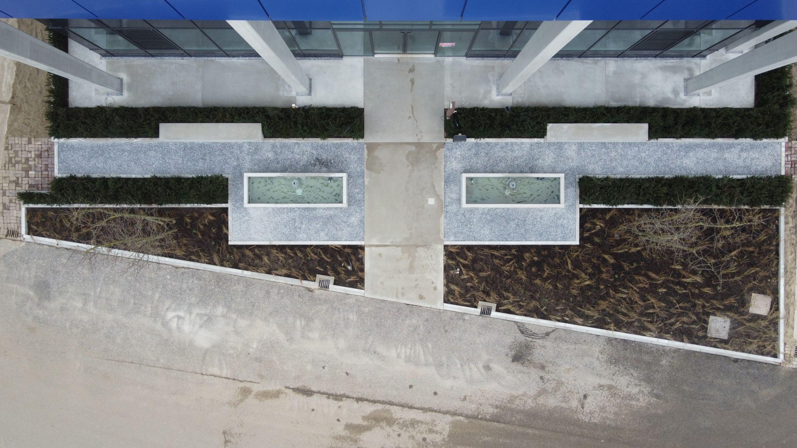 Tuinaanleg nieuwbouw g van beek en zn